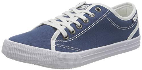 Big Star W274834_40, Zapatillas de Lona Mujer, Azul Marino, EU