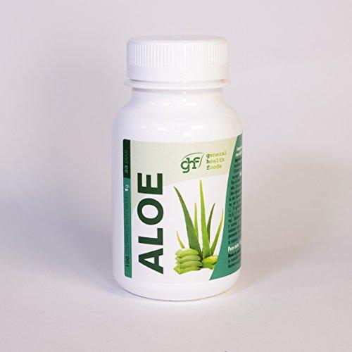 GHF Aloe Vera 1000 mg - 100 tabletten
