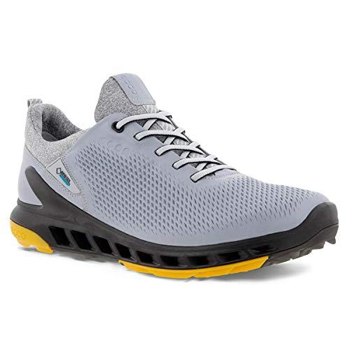 ECCO BIOM Cool Pro, Chaussure de Golf Homme, Argenté-Gris, 44 EU