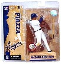 McFarlane Retro Edition Series 8 Mike Piazza LA Dodgers Catcher MLB Baseball Player Action Figure