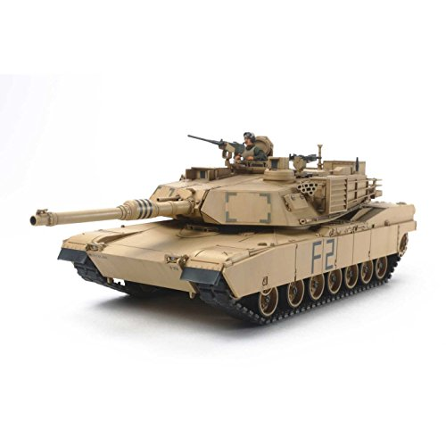 Tamiya 32592 1/48 M1A2 Abrams Plastic Model Kit