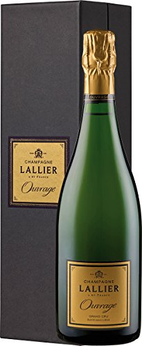 Champagne Lallier Cuvée Ouvrage - in Geschenkkartonage - Champagner (1 x 0.75 l)