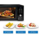Zoom IMG-2 samsung mg23f301tck forno microonde grill