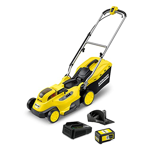 Kärcher 18v Lawn Mower LMO 18-36 Battery Set, Incl. 18v Battery and...