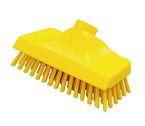 HPデッキブラシヘッド 黄