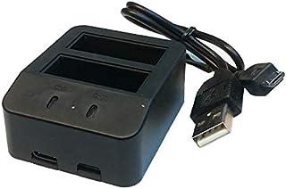 Gopro Hero 5 İçin İkili Batarya Pil Şarj Cihazı