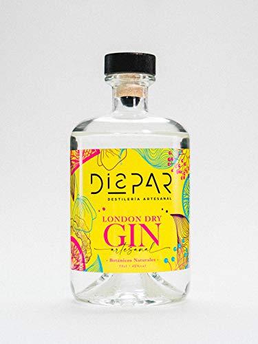 Dispar London Dry Gin Artesanal Botánicos 100% Naturales 70Cl 42%