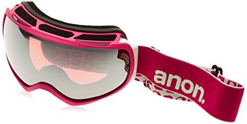 Burton Damen Snowboardbrille Tempest, Stawberry/Slvr Rose, One Size
