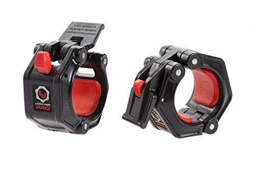 Lock-Jaw Barbell Collars