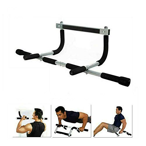 YYW Pull Up Bar Doorway for Home Gym Sit Up Door Bar Portable Chin-Up for Workout Muscle Strength Training