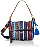 Tory Burch Perry Nylon Printed Crossbody