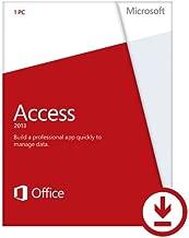 microsoft access 2013 disc