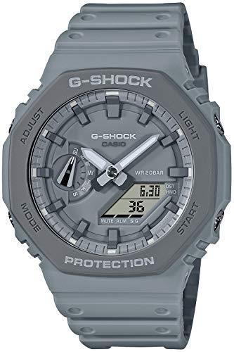 [カシオ] 腕時計 ジーショック GA-2110ET-8AJF メンズ グレー