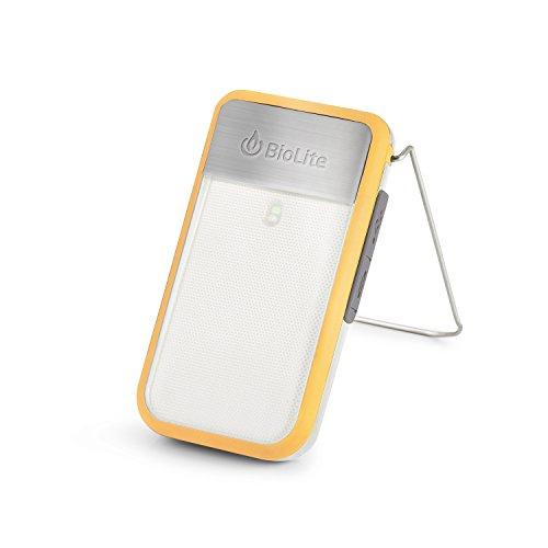 BioLite PowerLight Mini Wearable Light and Power Bank, Yellow