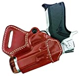 G&G Chestnut Brown Small of Back Holster 806-26R