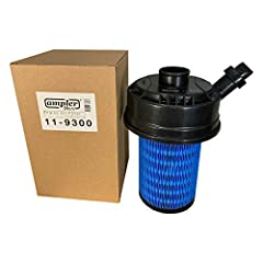 THERMO KING ENGINES AIR FILTER REPLACEMENT - This is to replace any 11-9300 air filter element in Thermo King units. QUALITY & SIZE - Ampler Filters are designed for quality and reliability. All the filters are built with the industry standards to en...