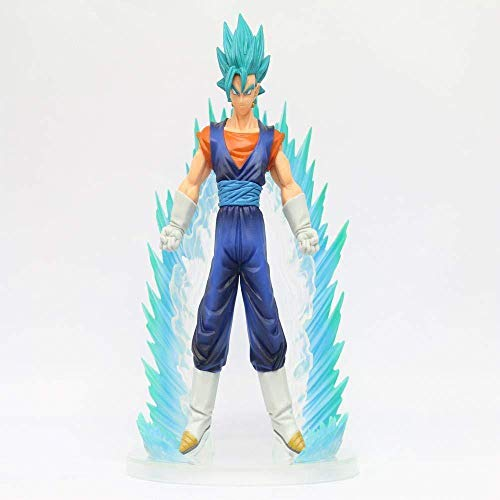 Dragon Ball Funko Pokemon Pop Dragon Ball Funko Pop Friends Muñecos Cabezones Dragon Ball Z The Super Warrior Super Saiyan 4 God SS Vegito Blue Hair Dragonball Goku Bulma Collection Figura Toy