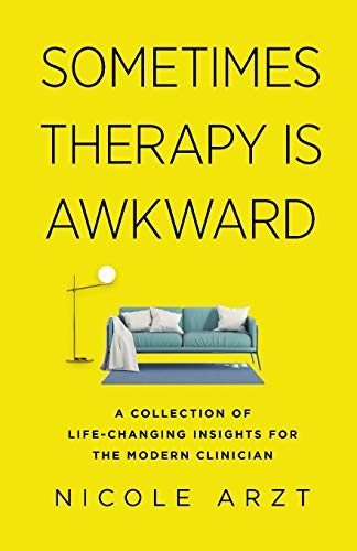 Sometimes Therapy Is Awkward cover art