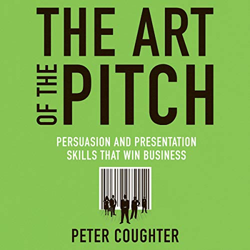 The Art of the Pitch cover art