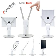 "Kubi makes video calls easier and more engaging. Kubi gives you control over remote interactions. So, you can be there in education, healthcare and businesses Kubi means ""Neck"" in Japanese. Unlike expensive, complex video conferencing systems, Kubi t..."