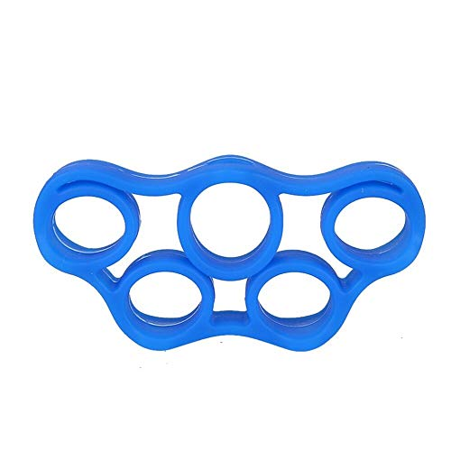 Bds 4 Pcs Fitness Hand Finger Puller Trainer Band Tension Tools Strength Exerciser Muscle Power Hand Silicone Expander 2