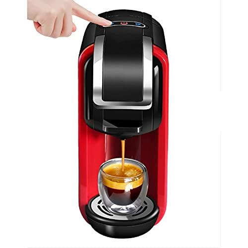 WSJTT Automatyczna maszyna espresso,domowy programowalny ekspres do kawy Froting for Latte,Macchiato,Cappuccino i napoje espresso