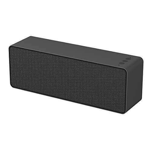 Altavoz portátil Bluetooth Louder VolumeWireless Altavoz Fuerte Sonido de Sonido Rico Rico Micrófono Incorporado para al Aire Libre Camping Bluetooth Altavoces