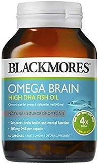Blackmores Omega Brain 1000Mg, 60ct