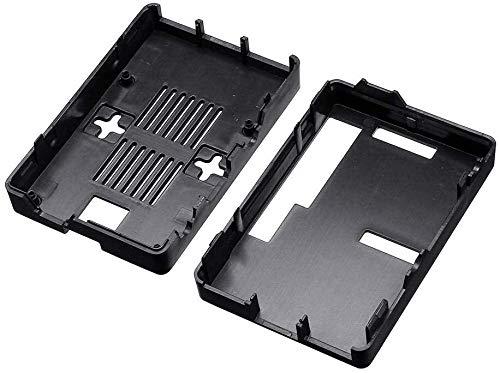 MUKUAI54 ROCK64 ABS Case Enclosure for ROCK64 Arm Development Module Board Wood Shaving Tools DIY