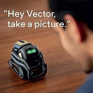 Anki Vector A Home Robot Who Helps Out & Hangs Out. Amazon Alexa - Coming Soon