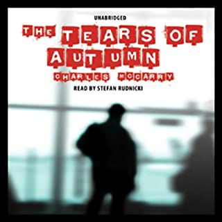 The Tears of Autumn audiobook cover art
