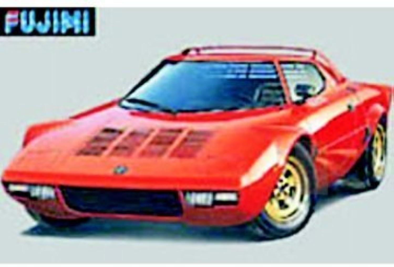 barato y de alta calidad 1 24 modelo modelo modelo Enthusiast Series 16 Lancia Stratos HF de fuselaje estrecho  Ahorre 60% de descuento y envío rápido a todo el mundo.