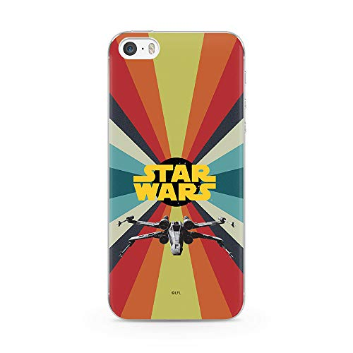 Ert Group SWPCSW15201 Cubierta del Teléfono Móvil, Star Wars 039 iPhone 5/5S/Se