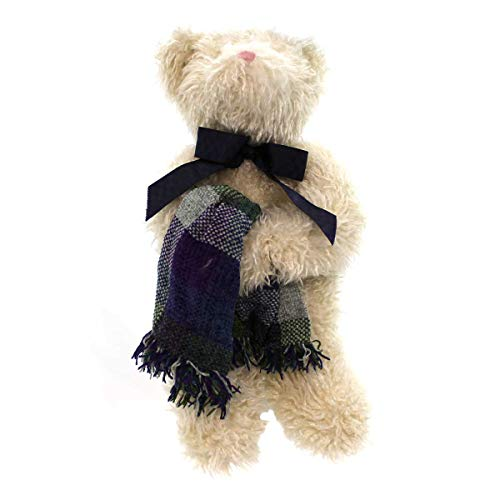 Boyds Bears Plush TRUNDLE B BEAR AND BLANKIE Fabric Baby Bear Blanket 5639110