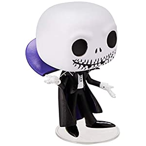 Funko - Pop! Disney: Nightmare Before Christmas - Vampire Jack Figurina de Vinil, Multicolor (42672) 8