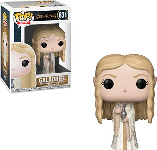 LAST LEVEL- Funko Señor de los Anillos Figura Pop Lord of The Rings: Galadriel, Multicolor, Estándar (FFK33253)