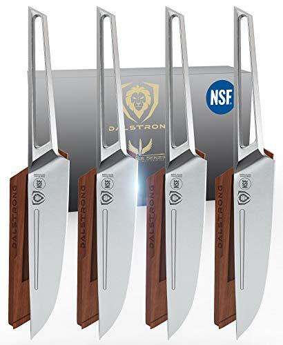 DALSTRONG Steak Knives Set Of 4 - 5' -...
