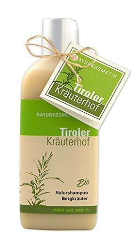 Bio Naturshampoo Bergkräuter