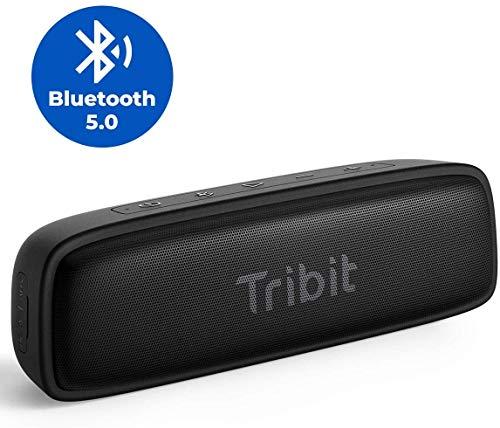 Bluetooth Lautsprecher Tribit XSound Surf 12W Bluetooth 5.0,IPX7 Wasserdicht,Stereo Pairing,100 Fuß drahtlose Reichweite Perfekt für zu Hause,im Freien,auf Reisen