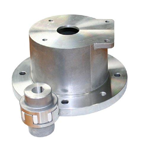 Klingelgehäuse für Gruppe 3 Gang Pumpe 1.1-1.5KW Elektromotor Größe B5 4-polig KW Bewertung Motorrahmen D90