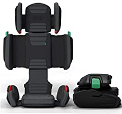 "ADJUSTABLE BOOSTER – hifold booster seat is the world's most adjustable booster, with unique ""multi-fit"" technology that can be adjusted to 243 individual settings. This car seat is designed for kids, 33-100 lbs., and 36 to 59 inches tall. PORTABLE B..."