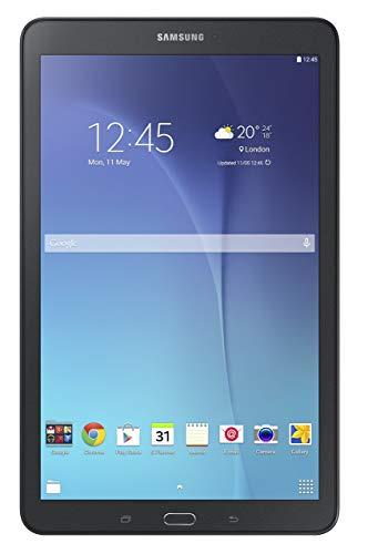 Samsung SM-T560NZWABTU Galaxy Tab E 9.6 Inch Wi-Fi Tablet, (White), (Intel Quad-Core 1.3 GHz, 1.5 GB RAM, 8 GB ROM, Android 4.4) (Renewed)