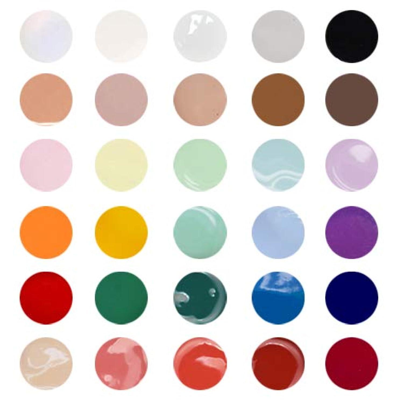 有彩色の傾向がある不利益irogel イロジェル カラージェル 30色セット ジェルネイル ソークオフジェル ネイルタウン