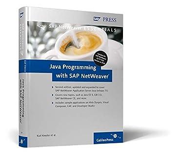 Java Programming with SAP NetWeaver 2nd Revised edition by Alfred Barzewski, Carsten Bönnen, Wolf Hengevoss, Karl Kessl (2008) Hardcover