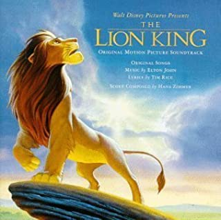 The Lion King: Original Motion Picture Soundtrack by artist [1994]