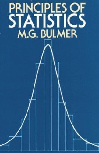Compare Textbook Prices for Principles of Statistics Dover Books on Mathematics 3rd Edition ISBN 0800759637607 by M.G. Bulmer
