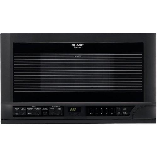 1100 watt microwave black - 5