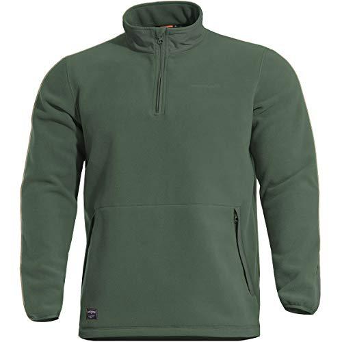 Pentagon Homme Kedros Pull Polaire Camo Green Taille XXL