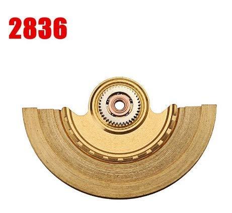 ROUHO Martillo Automático Tudor Movimiento Rotor Oscilante para ETA 2824 2836-2-2836