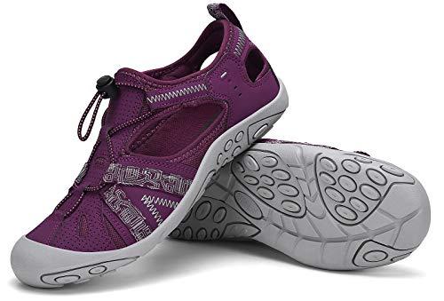 SAGUARO Sandalias de Verano para Mujer Antideslizante Sandalias Deportivas de
